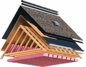 Din ce material poate fi construit acoperisul?