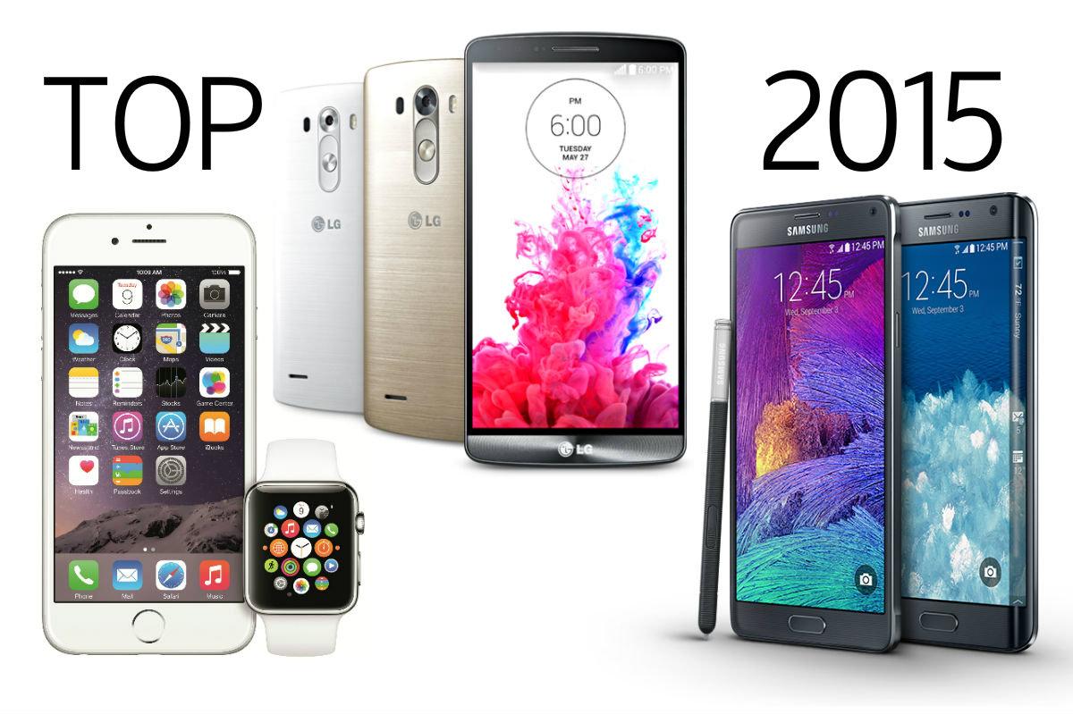 Cele mai bune smartphone-uri ale anului 2015