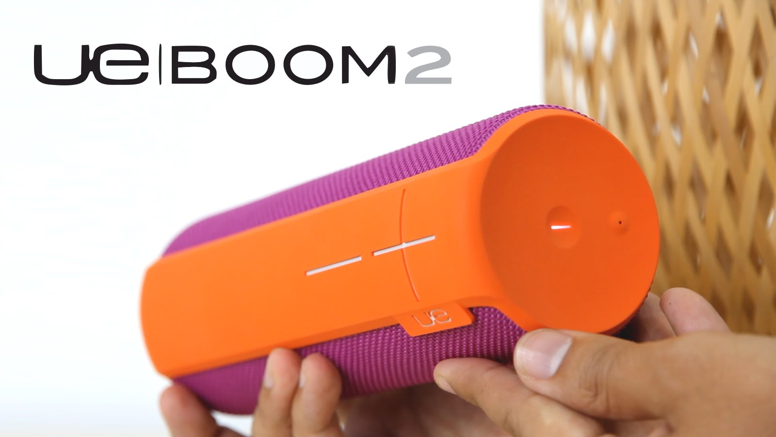 Cel mai bun portable-speaker pe care il poti cumpara – UE Boom 2