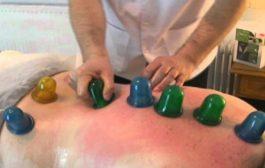 Terapia cu ventuze de masaj
