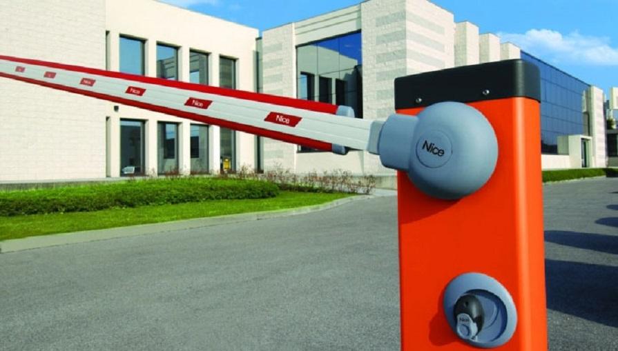 Tipuri de bariere folosite pentru accesul intr-o parcare