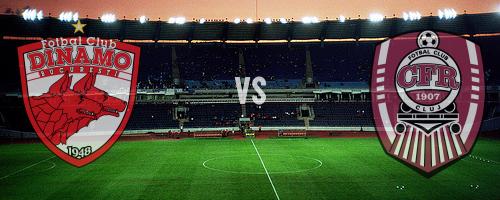 Dinamo-Cfr Cluj 14 septembrie 2012