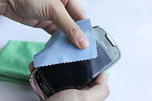 Cum sa-ti cureti smartphone-ul cu ecran tactil?