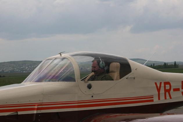 Cum sa devii un pilot de incercare?