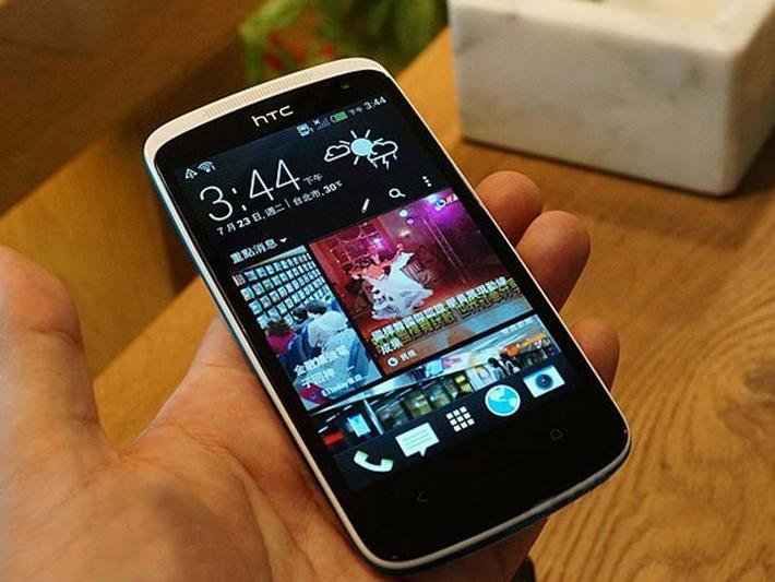 Ce apreciem cel mai mult la display-ul HTC Desire 500?