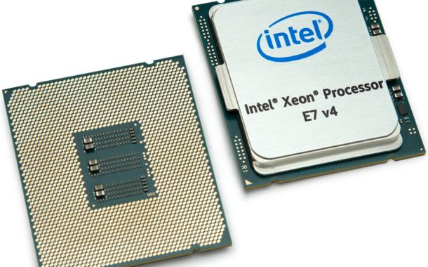 Intel anunta procesorul pentru servere Xeon E7 8894 v4