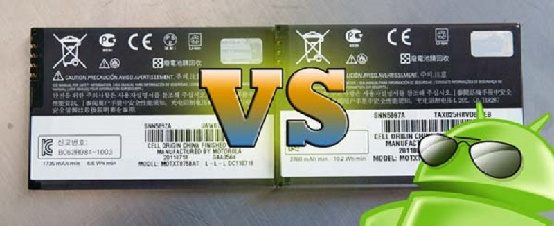 Bateria Li-Ion versus bateria Li-Po
