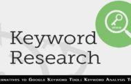 """Secretele """"murdare"""" ale planificatorului de cuvinte cheie Google"""
